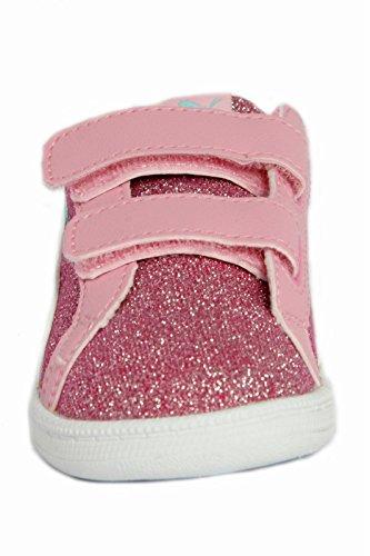 Puma - Zapatillas para niño Rosa