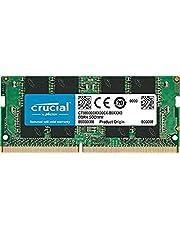 رام DDR4 لاجهزة اللاب توب من كروشل 4 - CT4G4SFS824A