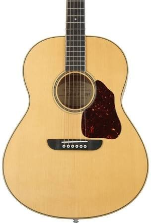 Washburn 6 String Acoustic Guitar, Natural Satin (RSD135-D)