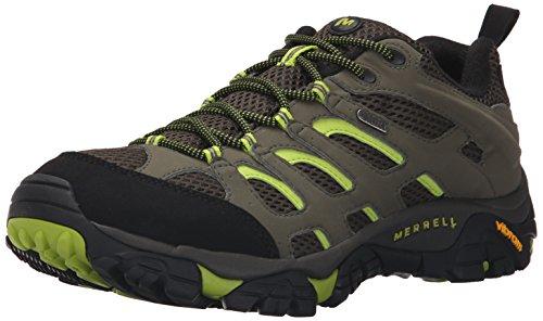 Merrell Schuhe Moab Herren Schwarz Wandern Waterproof Olive Dusty qrHrI5w