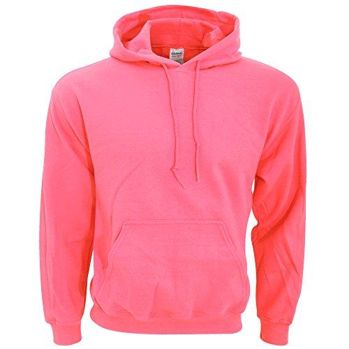 Gildan Heavyweight Blend Hooded Sweatshirt in Honey - Small