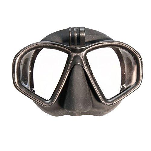 Hammerhead MV3 Action Mask w/GoPro Mount - Clear