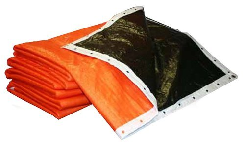 oncrete Curing Blankets - 6' X 25' - PACK OF 3 ()