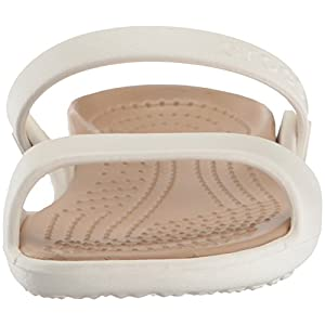 Crocs Women's Cleo Open Toe Sandals, M US