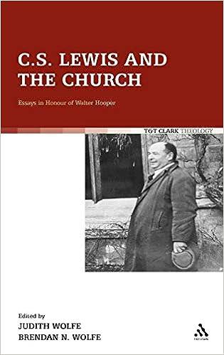 Libro EPUB Gratis C  S  Lewis And The Church: Essays In