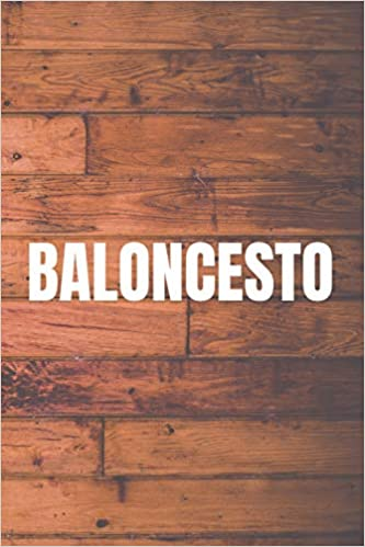 Baloncesto: 110 páginas con Espacio para Jugadas, Notas ...