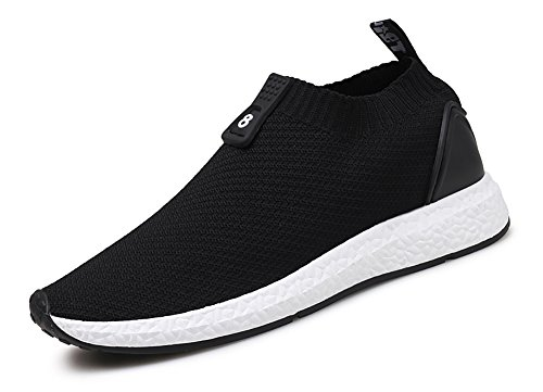 No.66 TOWN Men s Slip-on Socks Shoes Lightweight Flyknit Running Sneakers