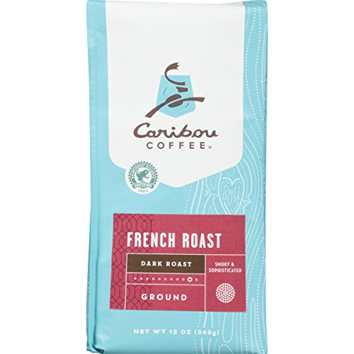 Caribou Coffee French Ground 12 Ounce