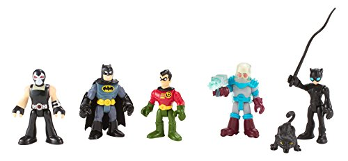 Fisher-Price Imaginext DC Super Friends Batman Heroes & Vill