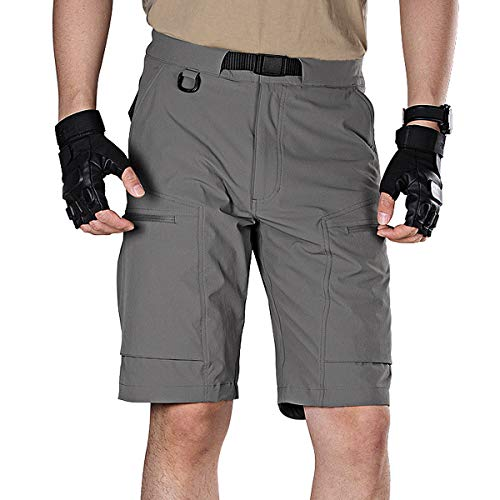 FREE SOLDIER Men's Lightweight Breathable Quick Dry