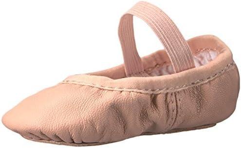 Bloch Dance Girls Belle Full-Sole Leather Ballet Shoe Slipper