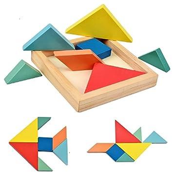 el precio más baratas llega oferta Rompecabezas para niños de B & Julian®, juego de piezas ...