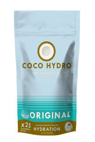 CocoHydro Original Instant Coconut Water, 9.7 Ounce -- 6 per case. by Cocohydro by Cocohydro