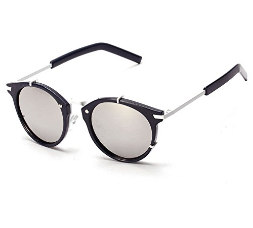 Metal round sunglasses sunglasses - S.t.dupont Sunglasses
