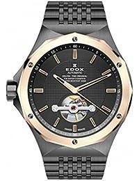 Men's 85024 37GRM GIR Delfin Analog Display Swiss Automatic Grey Watch