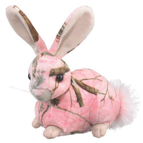 Pink-Bunny-Camo-Real-Tree-Rabbit-Animal-Camouflage-Stuffed-Soft-Plush