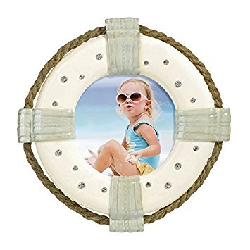 Ceramic Life Preserver Beach Themed Photo - Sunglasses To Frames Paint How