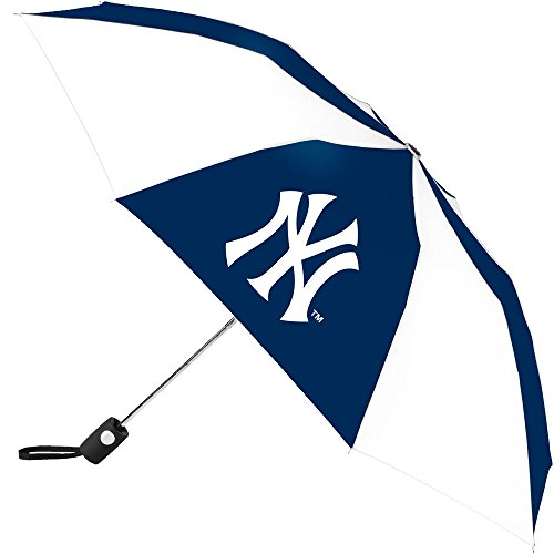 MLB New York Yankees Auto Folding Umbrella