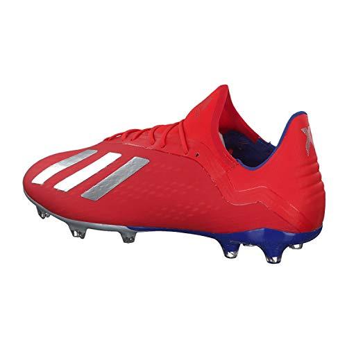 Chaussures X Multicolore azufue rojact De 2 000 Football 18 Adidas Fg Homme plamet w6ZqAwC