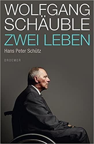wolfgang schuble zwei leben amazonde hans peter schtz bcher - Wolfgang Schauble Lebenslauf