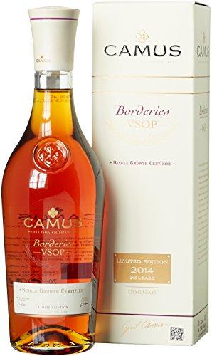 Camus VSOP Borderies Cognac Limited Edition mit Geschenkverpackung  Cognac (1 x 0.7 l)