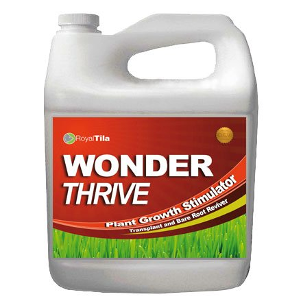 Wonder Thrive Plant Growth Stimulator 1/2 Gallon
