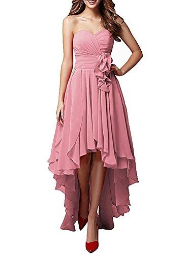 high low corset dress - 9