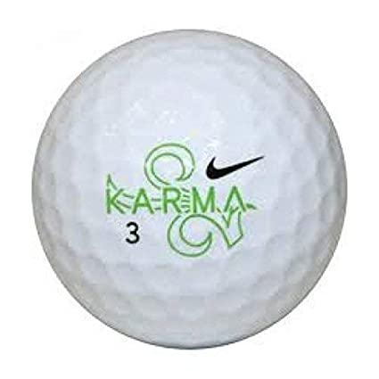 Amazon.com: Nike Karma pelotas de golf (6 bolas): Sports ...
