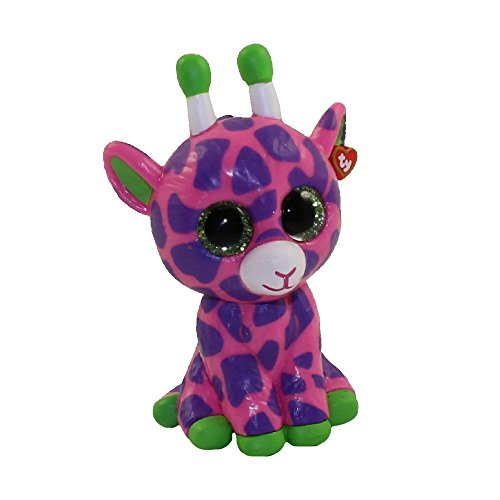 2f514e3d665 ... ICY the White Seal (2 inch). Commentaires. TY Beanie Boos - Mini Boo  Figures Series 2 - GILBERT the Pink   Purple Giraffe