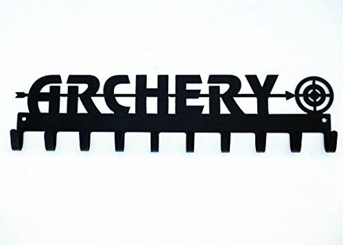 Archery Medal Hanger Black ()