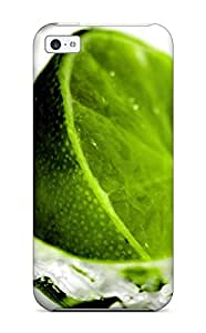Hot New Arrival Case Specially Design For Iphone 5c (green Lime)