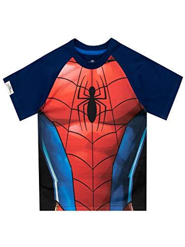Marvel Jongens Spiderman T-Shirt