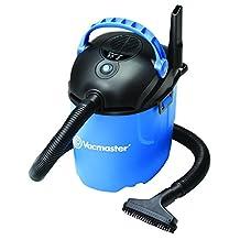 Vacmaster 2.5 Gallon, 2 Peak HP, Portable Wet/Dry Vacuum, VP205