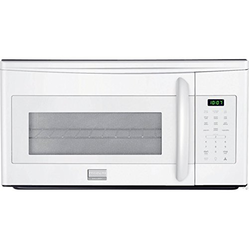 Frigidaire - Gallery 1.7 Cu. Ft. Over-the-range Microwave Wi