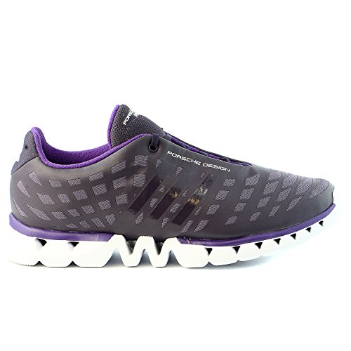 Porsche Design Easy Trainer II Sneaker Shoes - Night Purple/Night Purple/Ash - Womens - ()