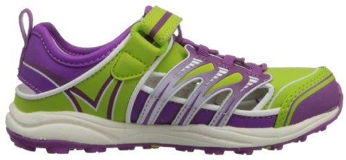 Merrell MIX MASTER H2O Kids zapatillas de running verde lima amarillo
