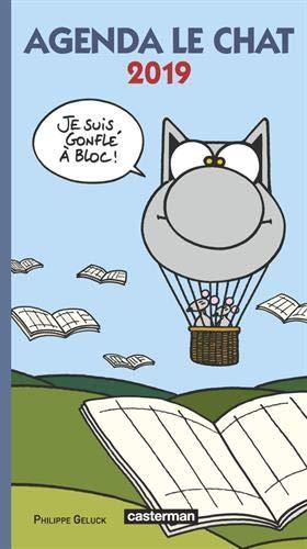Agenda Le chat Poche – 26 septembre 2018 Philippe Geluck Casterman 2203158387 Agendas