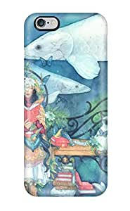 Premium Protection Original Animal Bird Book Boots Cat Dress Fish Flowers Original Shuka Case Cover For Iphone 6 Plus- Retail Packaging