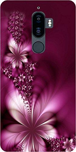 buy online 24e27 48bc9 BuyFeb Designer Printed Back Cover for Lenovo K8 Note (Multicolour)