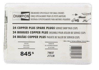 Champion Spark Plug J17LM Shop Pack (24-Pack) by Champion
