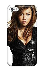 Best 2816126K40812994 Shock-dirt Proof Miley Cyrus 50 Case Cover For Iphone 5/5s