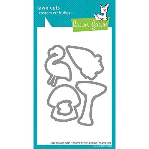 - Lawn Cuts Custom Craft Die -gnome Sweet Gnome