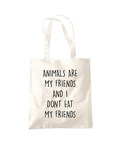 my Natural Shopper are eat Bag don't and friends Tote friends my Fashion I Animals 0qTZBww