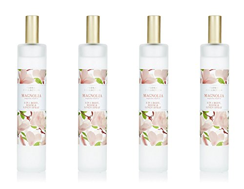 MARKS & SPENCER Magnolia 3 in1 Spray 100 ml. (Pack of 4) by Marks & Spencer