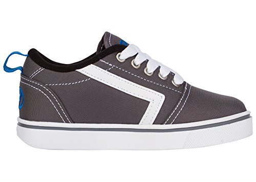 Unisex GR8 Heelys White Trainers Grey Royal Pro Adults' Grey HwnaqpC