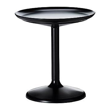 Tablett Tisch Ikea amazon de ikea ikea ps sandskar tabletttisch schwarz