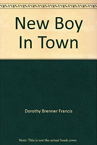 book cover of New Boy in Town