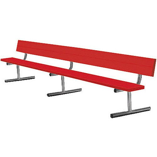 7.5' Surface Mount Bench - 7