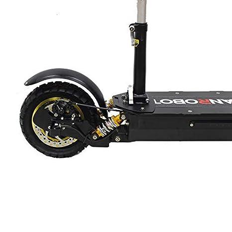 Amazon.com: NANROBOT D3 Scooter eléctrico plegable de 10 ...