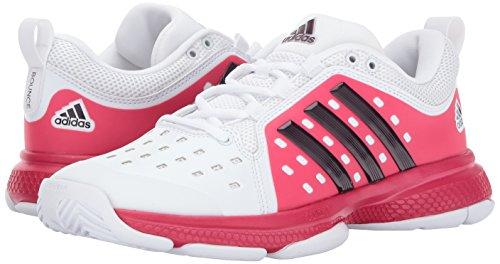 White Femme Pink w Burgundy dark Barricade Bounce Adidas W energy Classic Originalsbarricade TwqYpfS